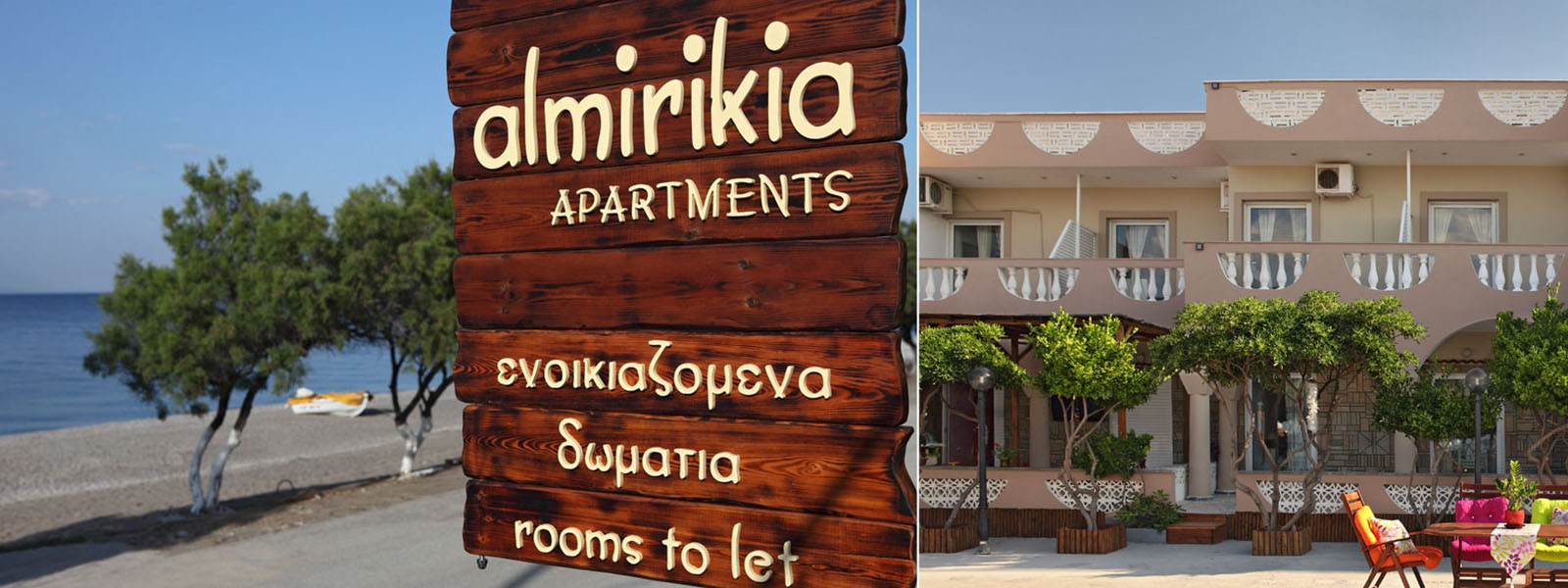 Almirikia Apartments